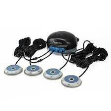 Aquascape 4 outlet air pump