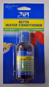 Bottle of Betta water conditioner