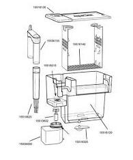 aquaclear diagram